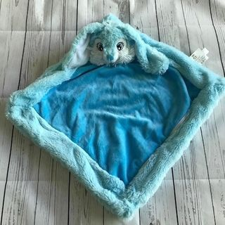 Remembears Blue Rabbit Blankie
