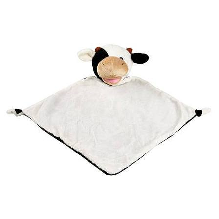Cow Cuddle Blankie