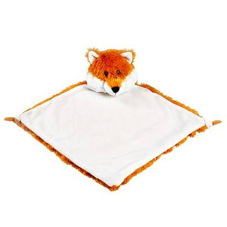 Fox Cuddle Blankie