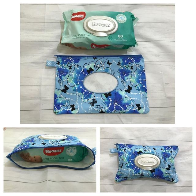 Baby wipes Case Oval Opening( Custom Made )