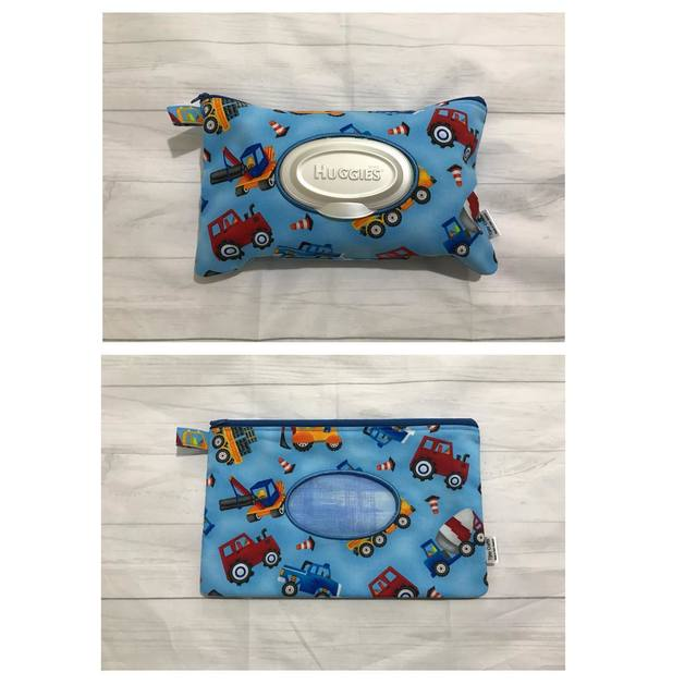 Baby wipes Case ( Ready To Send )