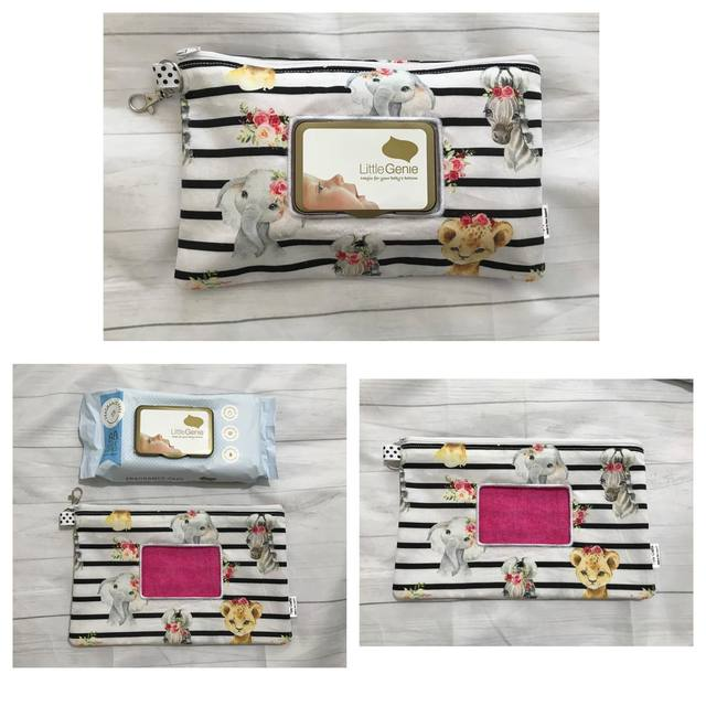 Baby wipes Case Rectangle Opening (Custom Made)
